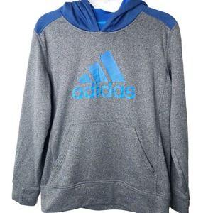 Adidas Youth Ultimate Hoodie Sweatshirt